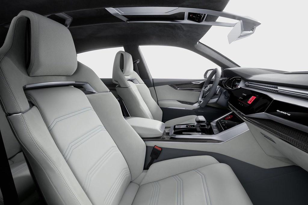 Resultado de imagen para Audi Q8 concept