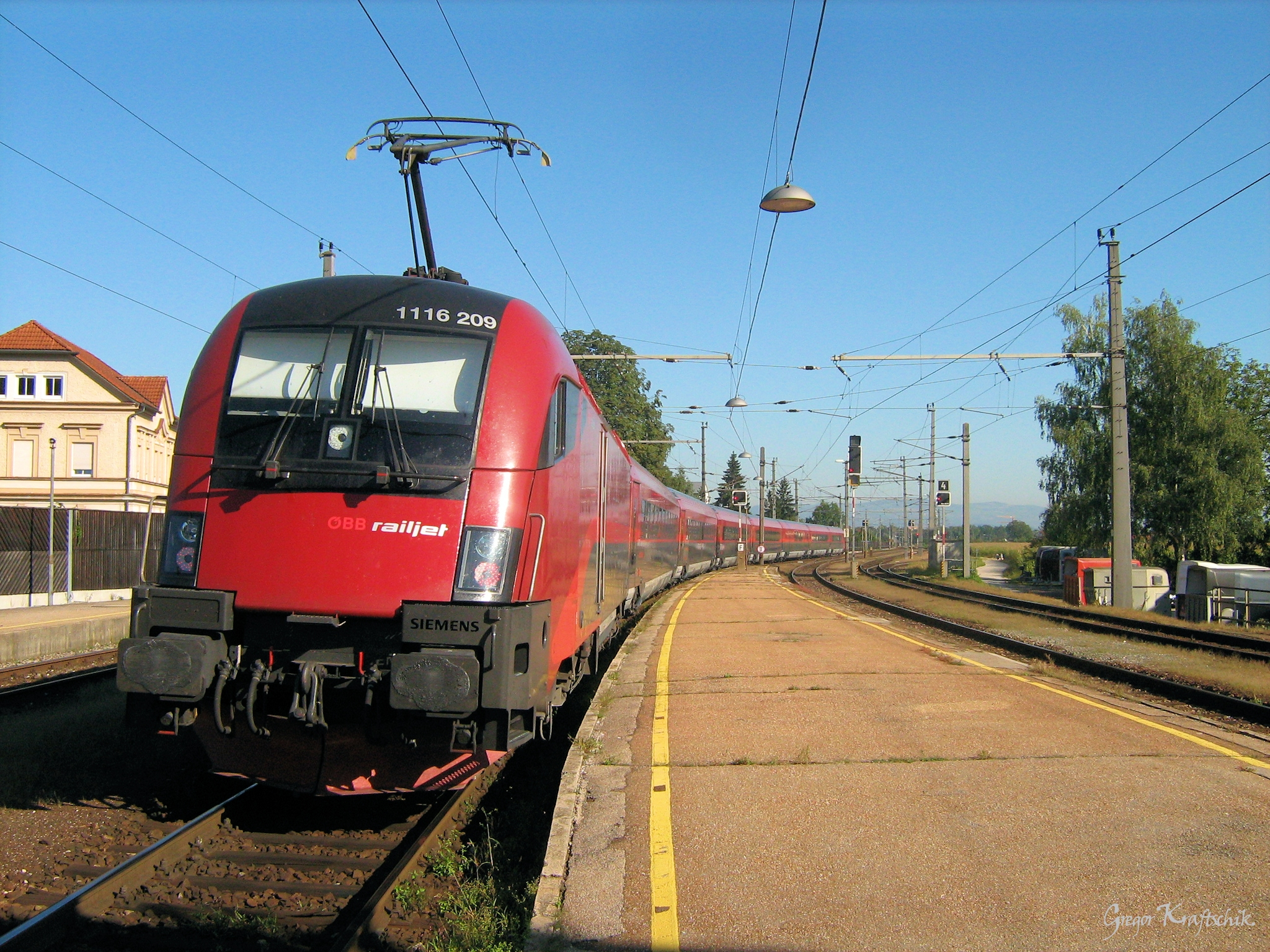 Railjet - KW23RailwayGreg