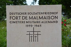 Deutscher Soldatenfriedhof Fort de Malmaison (France 2015) - Photo of Brancourt-en-Laonnois