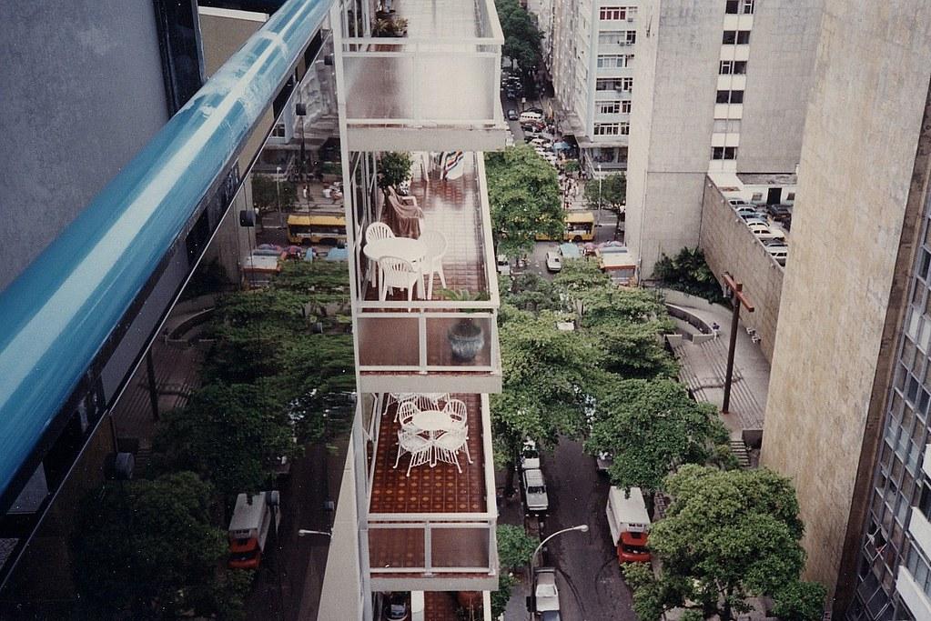 Balconies...