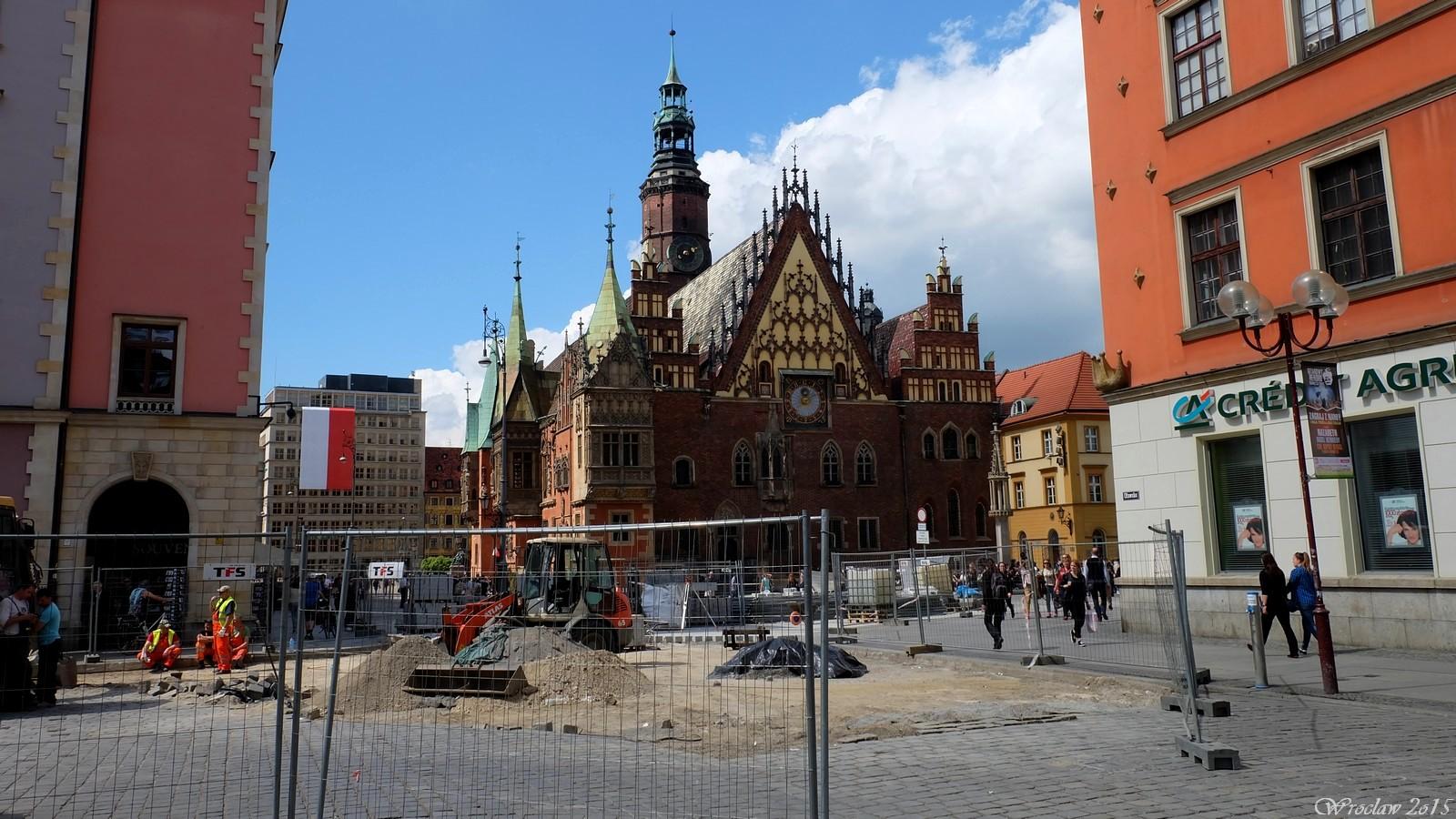 ulica Olawska, Wroclaw, Poland