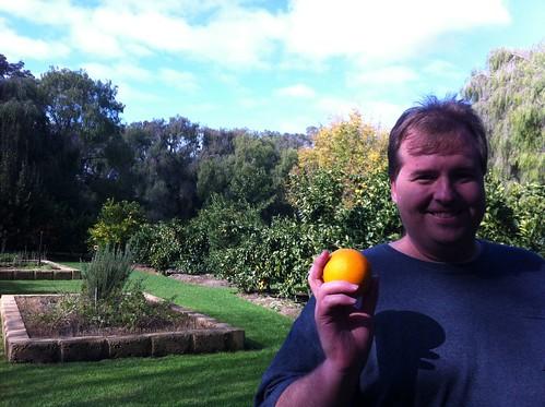 Mike + Orange