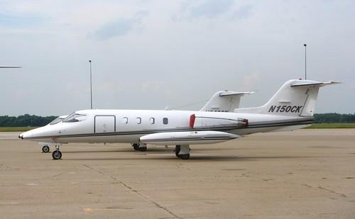 Aircraft (LJ25) silhouette