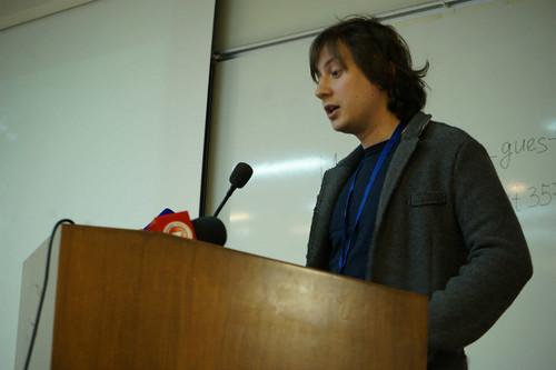 Ալեքսանդր Պոլիվանովը` Թվապատում մեդիա կոնֆերանսին