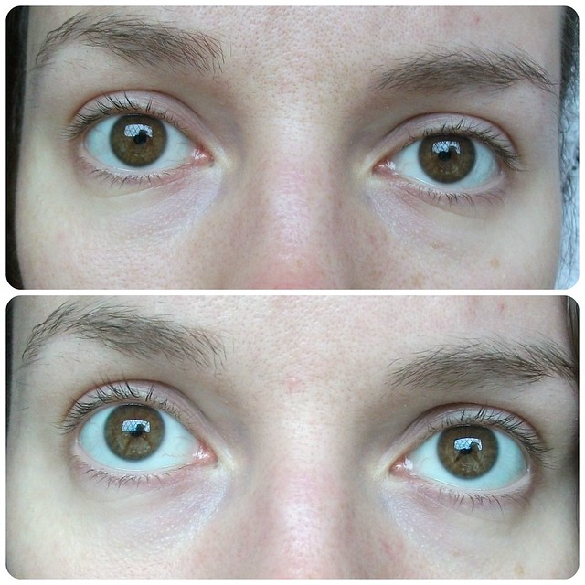Born Pretty Eye Masks Before & After