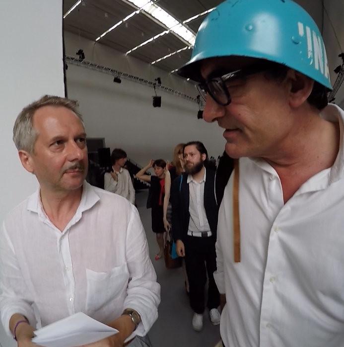 ALWAYS QUESTION THE STRUCTURE / Documenta Kassel Anniversary