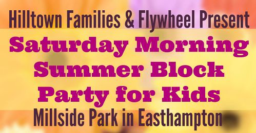 Block Party for Kids - Flywheel