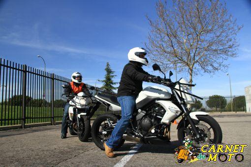 carnet de moto madrid