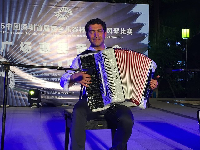 paolo d'ascanio in cina