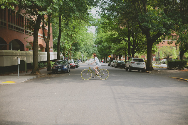 Portland Favorites with Public Bikes