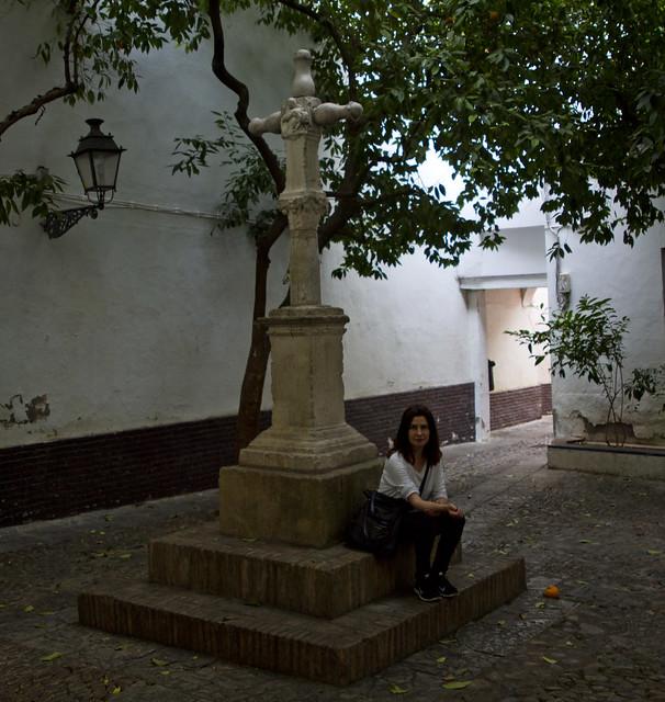 Maite's hiding spot, Sevilla (2015)