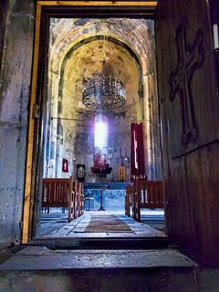 Image of Haghpat Monastery.