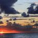 Sunrise at Playa de las Teresitas, Tenerife (Pano) by dejott1708