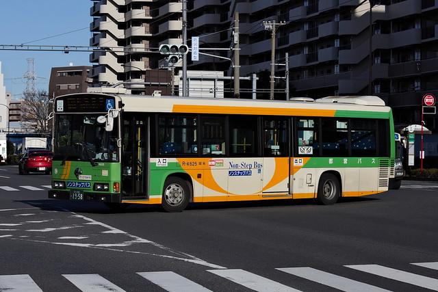 2016/12/24 東京都交通局 K625