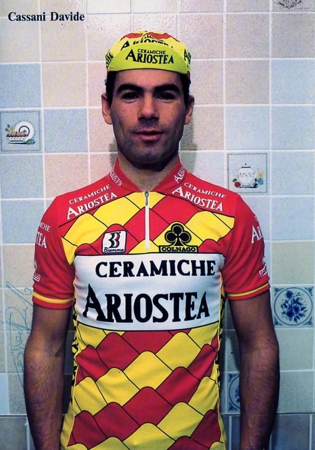 Davide Cassani - Ceramiche Ariostea 1991