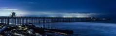 seacliff state beach panorama