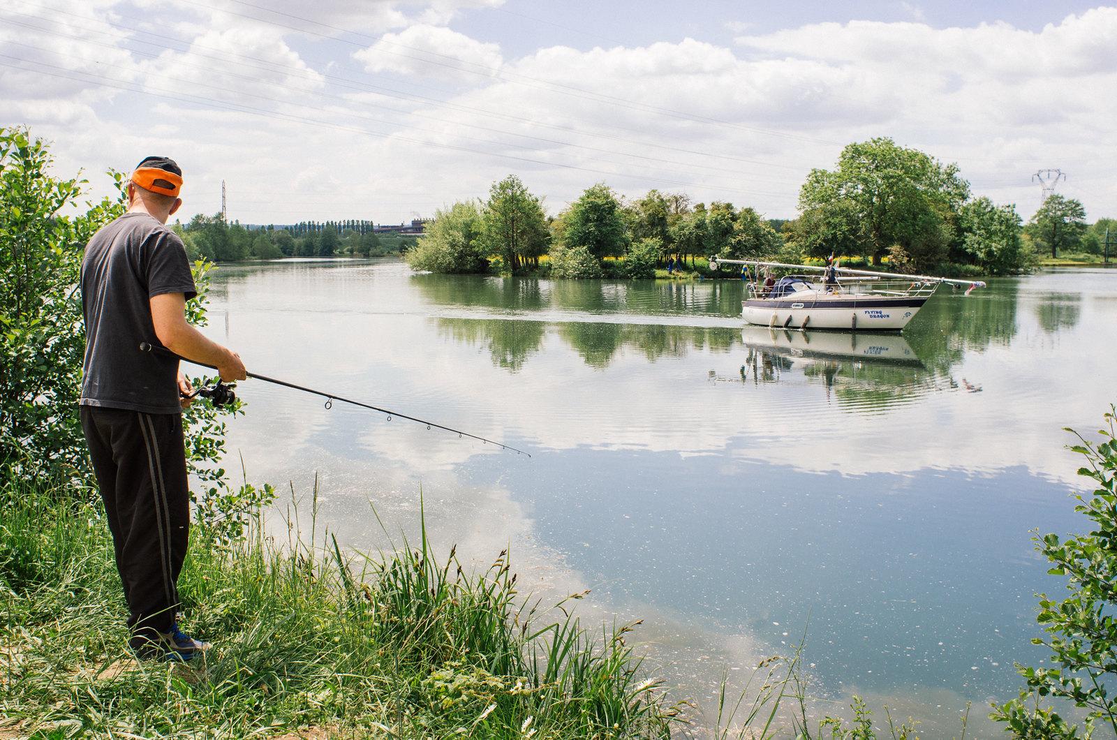Road trip en France - Au bord de la Meuse