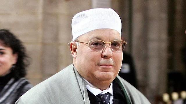Dalil Boubakeur, rector de la Gran Mezquita de París | ABC