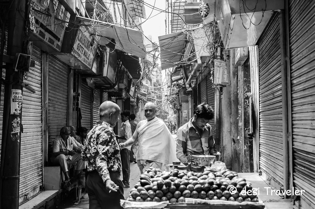 Nat Geo Instawalk  India Old Delhi