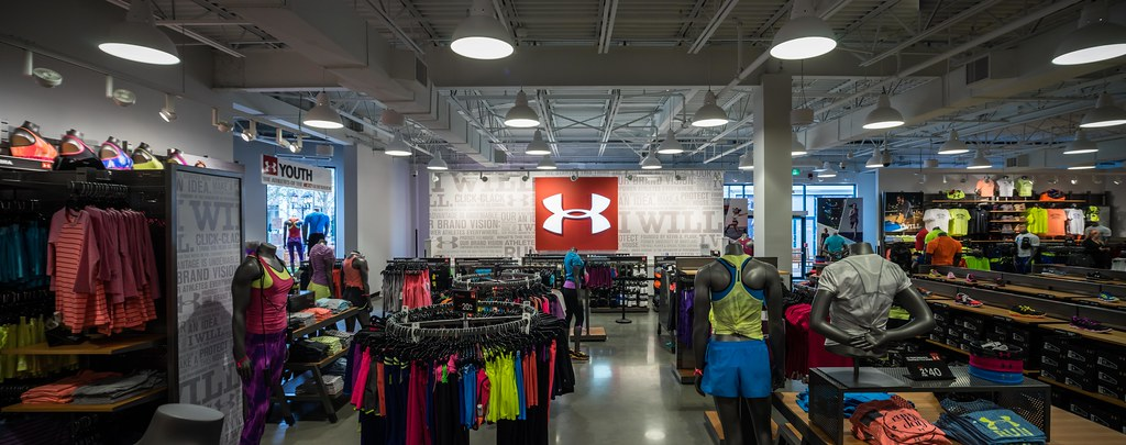 New Under Armour Outlet Factory Store ec9912f02b60