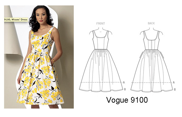 Vogue 9100