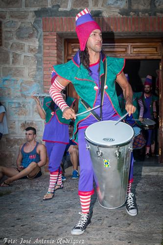 fiesta multicolor