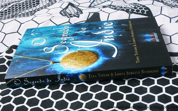 Resenha, livro, O Segredo de Indie, Tara Taylor, Lorna Schultz Nicholson, Butterfly