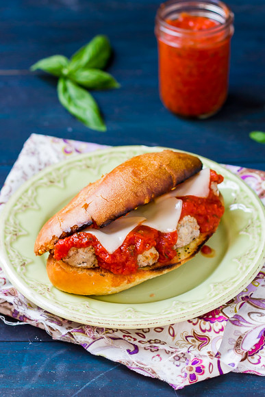Texas Toast(ed) Meatball Subs
