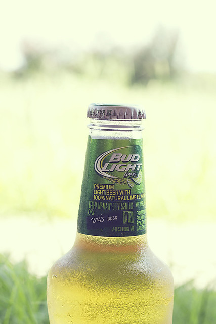 On a hot day