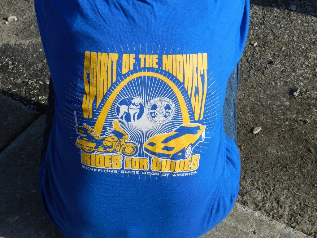 "2015 Spirit of the Midwest ""Rides for Guides"" Charity Run"
