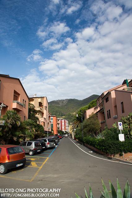 Monterosso al Mare Town