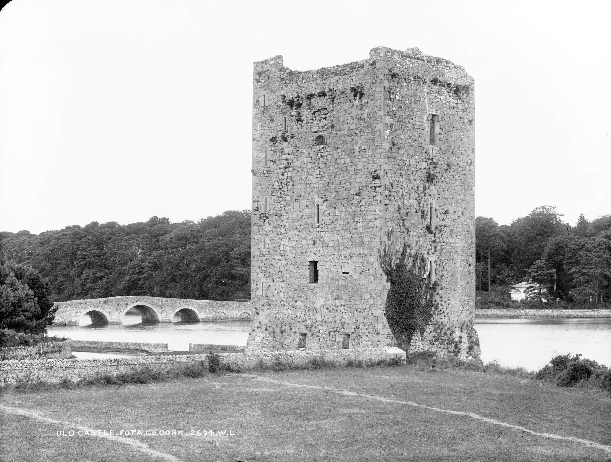 Belvelly Castle, Fota, Co. Cork