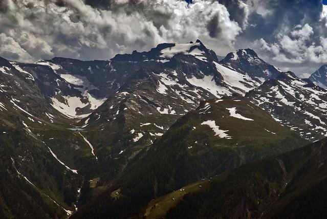 Photography of Switzerland with Nikon D-200.; The Binntal. No. 35.