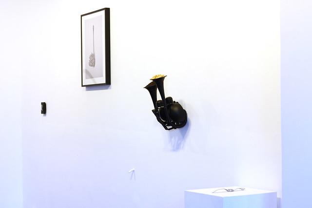 "RU Exhibition: Nina Komel ""Charting Absurd"""