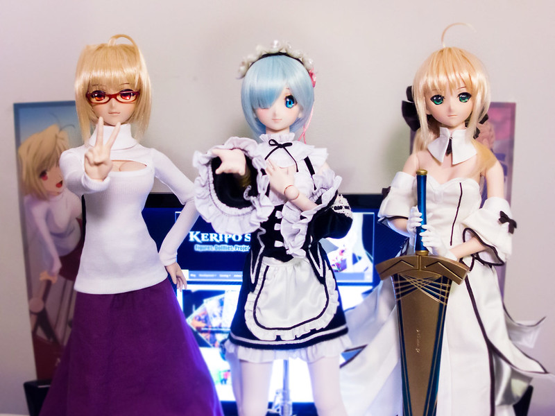 Re:Zero Rem Custom Dollfie Dream - Keripos Corner