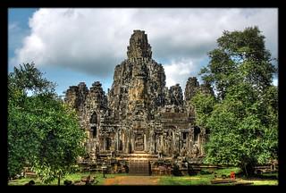Siem Reap K - Bayon 04