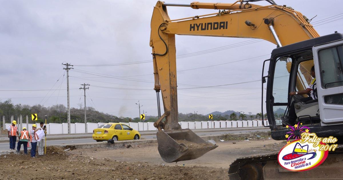 En calle Ayacucho inician el cambio de suelo