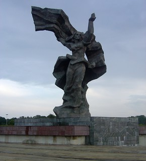 Victory Memorial to Soviet Army