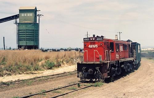 102-20 1991-12-06 48149 and 4865 at Redhead