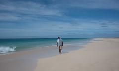 endless walks on an endless beach