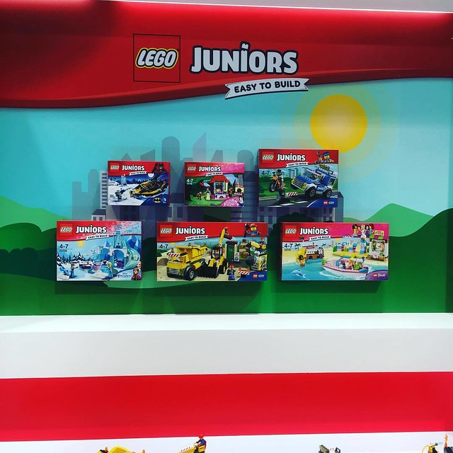 Nürnberg Toy Fair 2017 Lego Juniors 1