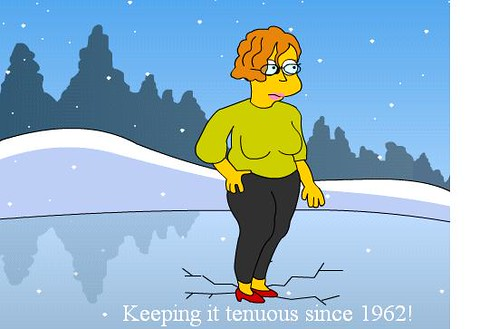 Simpsonized Rochelle