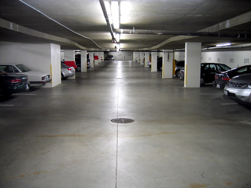 My parking garage