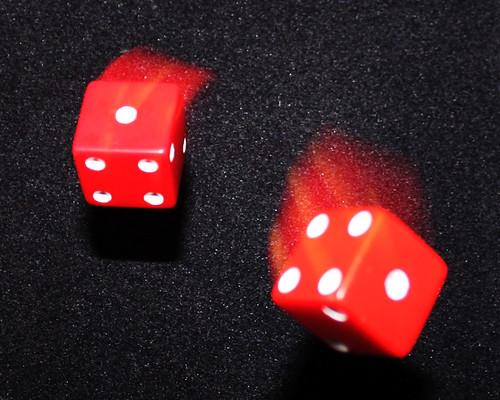 """It's A Gamble"" di MarkyBon"
