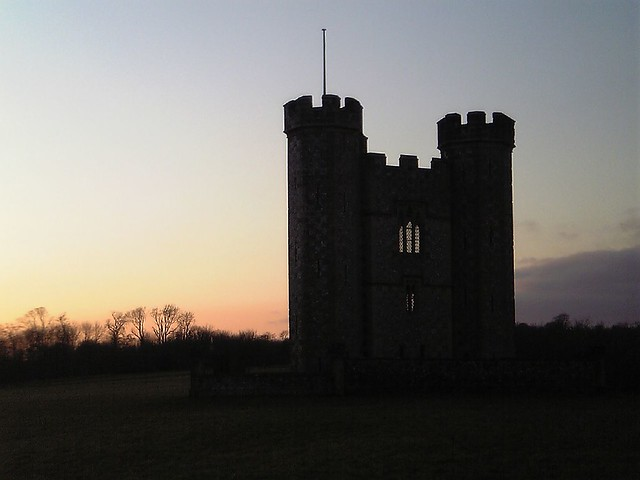 Hiorne Tower, Arundel
