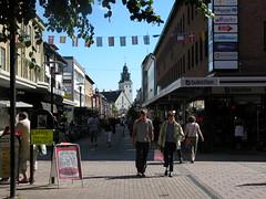 Main Street of Skellefteå (2005)