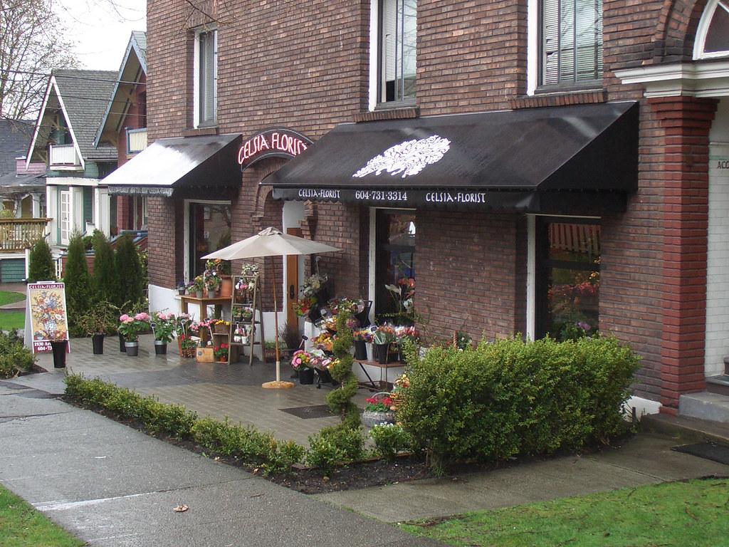 Flower shop layout flower shop for Flower shop design layouts