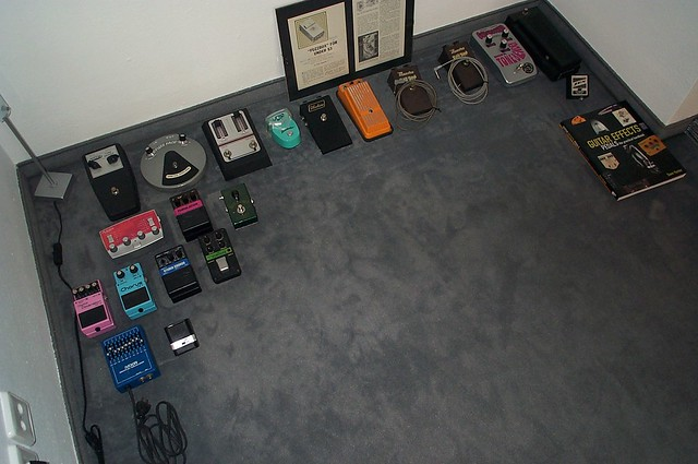 Photo:Pedals By germanium