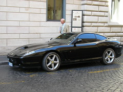 automobile, automotive exterior, ferrari 550 maranello, wheel, vehicle, performance car, automotive design, ferrari 550, ferrari 575m maranello, land vehicle, supercar, sports car,