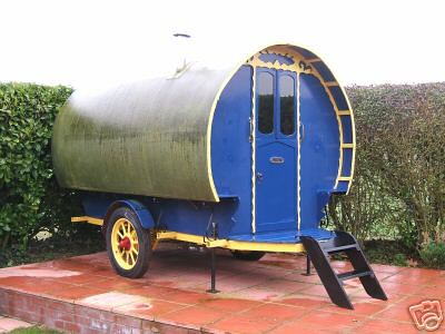 Unique Gypsy Caravans  Modern Gypsy